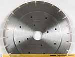 Horizontal Cutting Diamond Blade